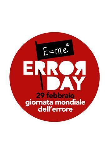 Il logo dell'Error Day