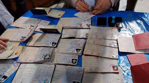 Elezioni comunali (foto Ansa)