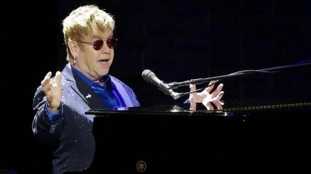 Elton John (Ansa)