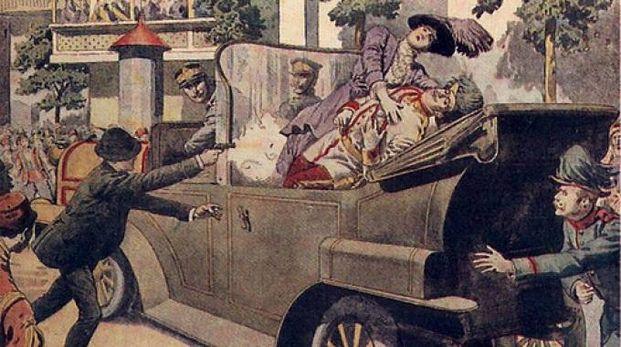 Attentato di Sarajevo (28 giugno 1914)