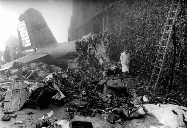 DISASTRO SUPERGA (4 MAGGIO 1949)