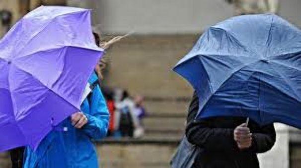 Maltempo, rischio vento forte a Firenze