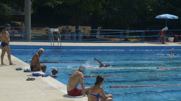 La piscina Ferrabini