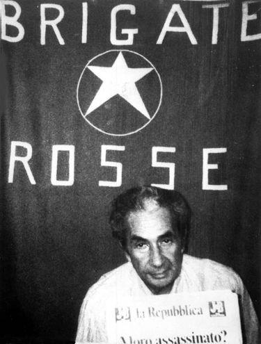 L'onorevole Aldo Moro, rapito e ucciso dalle Brigate Rosse
