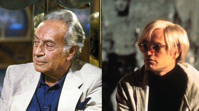 Guttuso e Warhol
