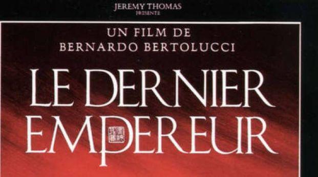 L'ultimo imperatore - BERNARDO BERTOLUCCI