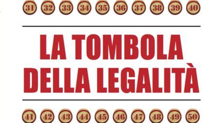 TOMBOLA DELLA LEGALITÀ