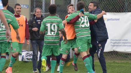 TORNEO VIAREGGIO LIVORNO VS HELSINGOR 20-03-2016