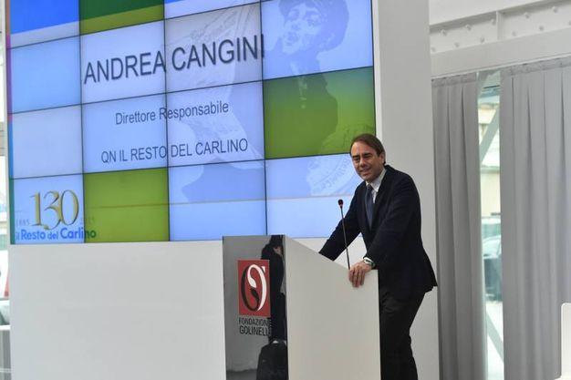 Andrea Cangini, direttore Qn - Il Resto del Carlino (foto Schicchi)