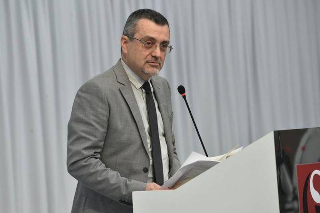 Stefano Versari, direttore generale ufficio scolastico regionale dell'Emilia Romagna (foto Schicchi)