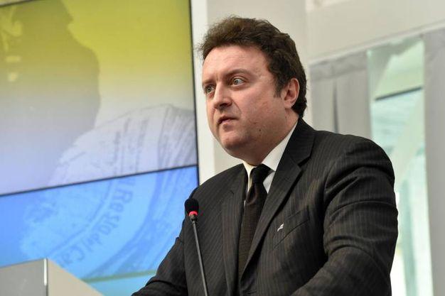 Antonio Danieli, direttore generale della Fondazione Golinelli (foto Schicchi)