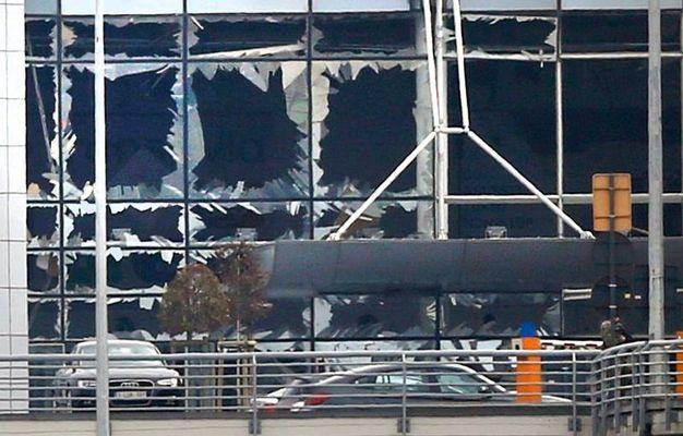L'attentato all'aeroporto di Zaventem (laprese)