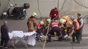 L'attentato alla metropolitana di Bruxelles (lapresse)