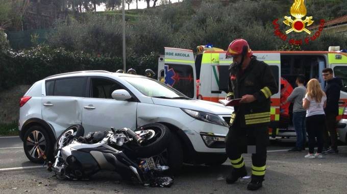 L'incidente mortale di Arcola