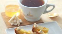 Tè o caffè, purchè accompagnato da una dolcezza Fiasconaro