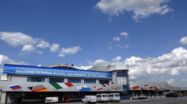 Aeroporto 'Fellini' di Rimini