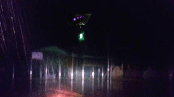 L'immagine di Ufo scattata in Valmalenco da un lettore