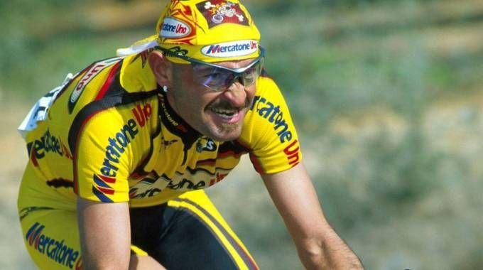 Marco Pantani è scomparso il 14 febbraio 2004