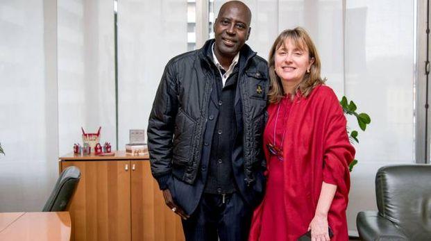 Sesto, salvò vita a una donna: permesso di soggiorno al senegalese ...