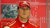 Michael Schumacher ai tempi della Ferrari (Ansa)