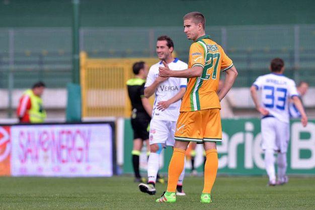 Avellino-Como 1-1 (LaPresse)