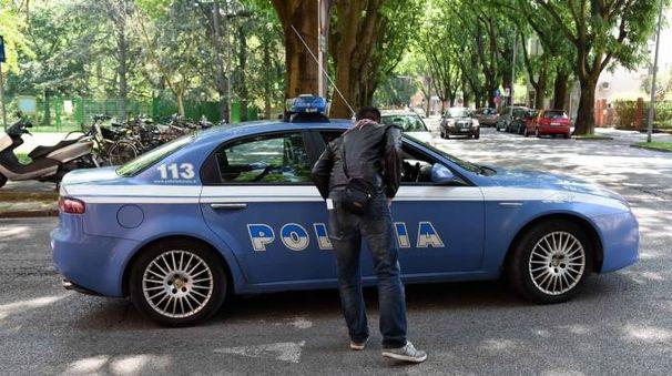 Polizia al Gad