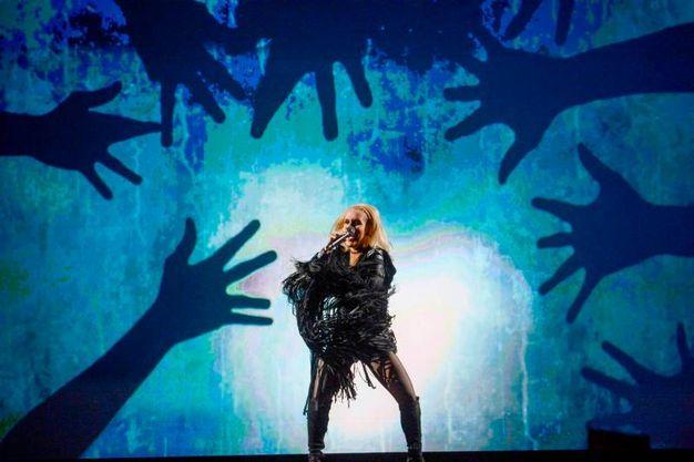 Eurovision, le foto della prima serata (LaPresse)