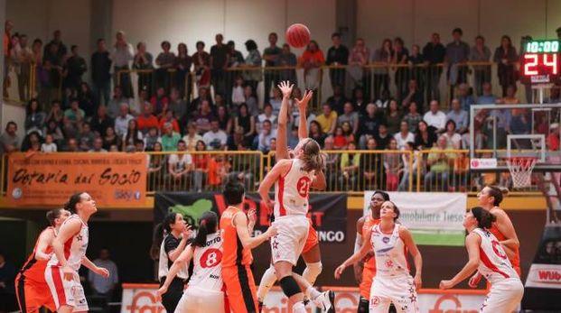 Basket femminile, Famila Schio-Gesam Lucca