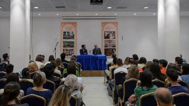 La visita degli studenti toscani in Albania
