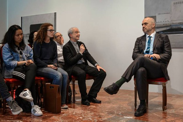 Il viaggio degli studenti toscani in Albania