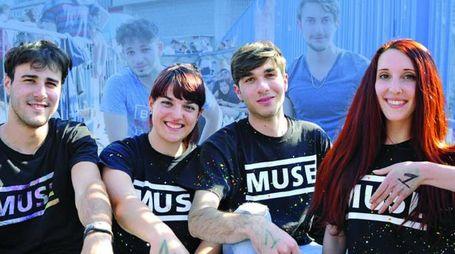 La band inglese dei Muse riscuote sempre maggiori successi