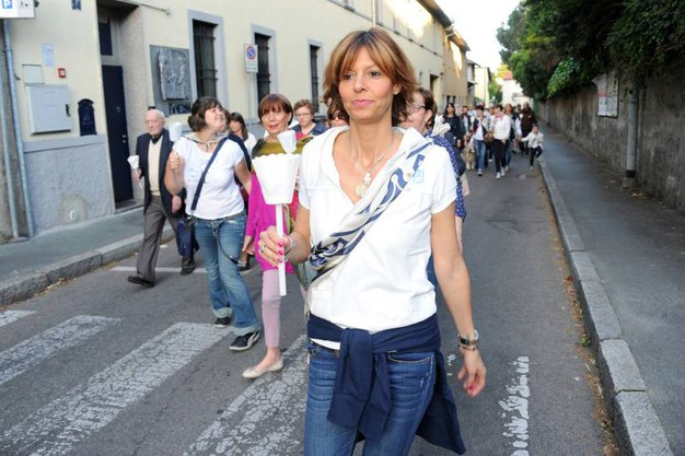 Legnano, il corteo a San Martino (Studiosally)