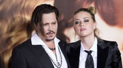 Amber Heard e Johnny Depp (AFP)