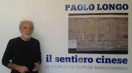 Il giornalista Paolo Longo