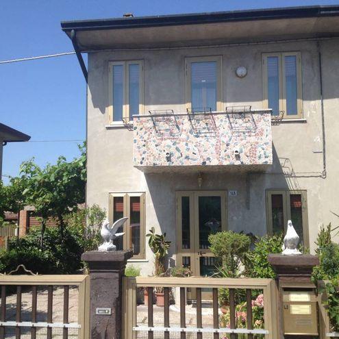 Omicidio di Canaro, l'abitazione di Antonio Piombo a Lama Polesine