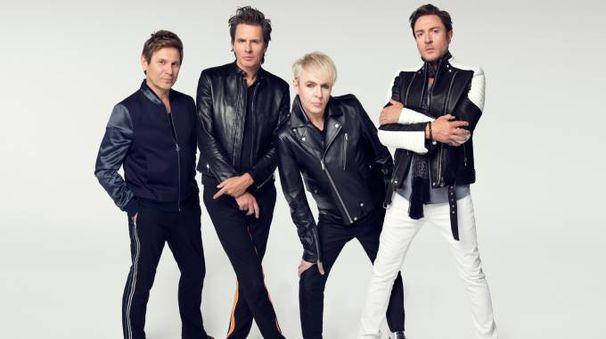 I Duran Duran oggi (foto Stephanie Pistel)