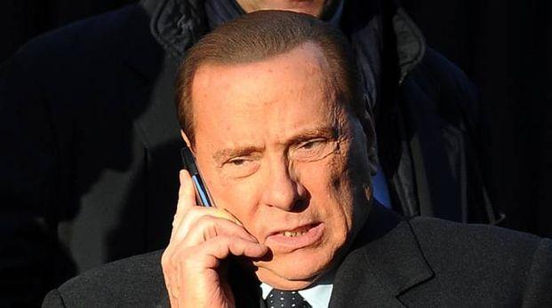 San Benedetto, alla cena di Forza Italia arriva la telefonata di Silvio Berlusconi (Foto di repertorio Ansa)