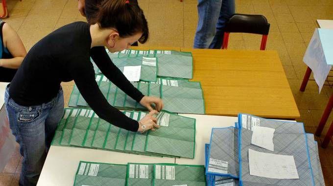 elezioni, operazioni di scrutinio dopo il voto