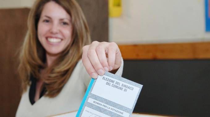 Elezioni comunali 2016 (Newpress)