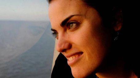 La regista Claudia Brignone al Festival del cinema