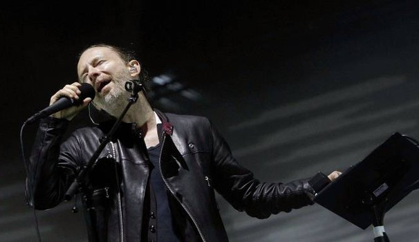Thom Yorke a Barcellona