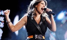 Laura Pausini in concerto all'Rds Stadium (17 settembre)