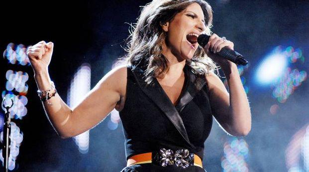 Laura Pausini in concerto all'Rds Stadium (17 settembre)
