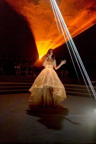 Laura Pausini regina di San Siro