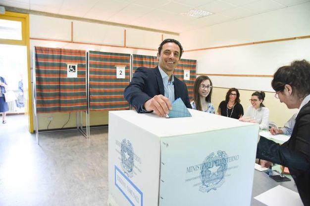 Elezioni comunali 2016 a Stienta (Foto Donzelli)