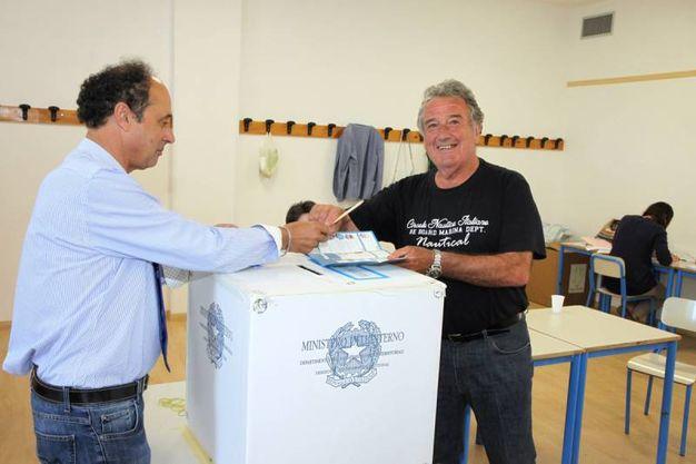 Elezioni comunali 2016, le foto dei seggi (Foto Sgattoni)