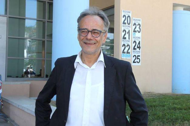 Elezioni comunali 2016, Giorgio De Vecchis (Foto Sgattoni)