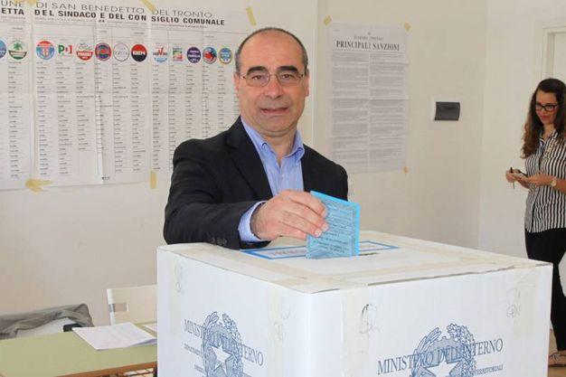 Elezioni comunali 2016: Castagna (Foto Sgattoni)