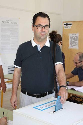 Elezioni comunali 2016: Spadoni (Foto Sgattoni)