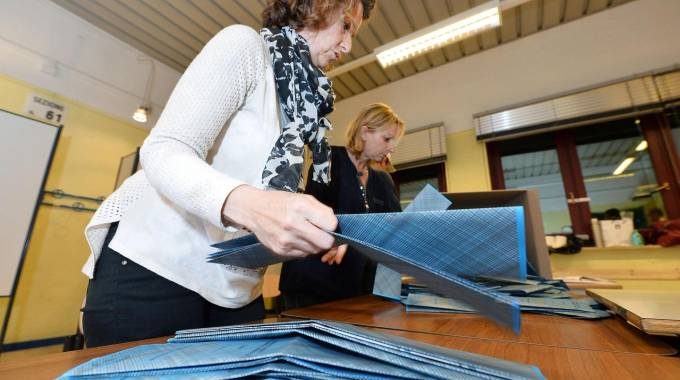 Elezioni comunali 2016, lo spoglio (Ansa)